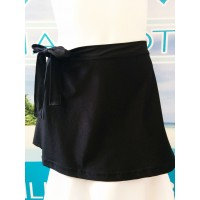 beach skirt J-13 (noir matt)