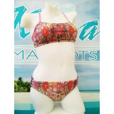 Bikini sport /maillot B-69 (Ikat )