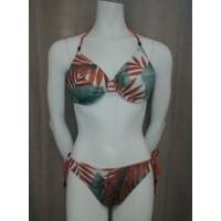 Bikini / Swimsuits B-52 (velour rouge leopard)